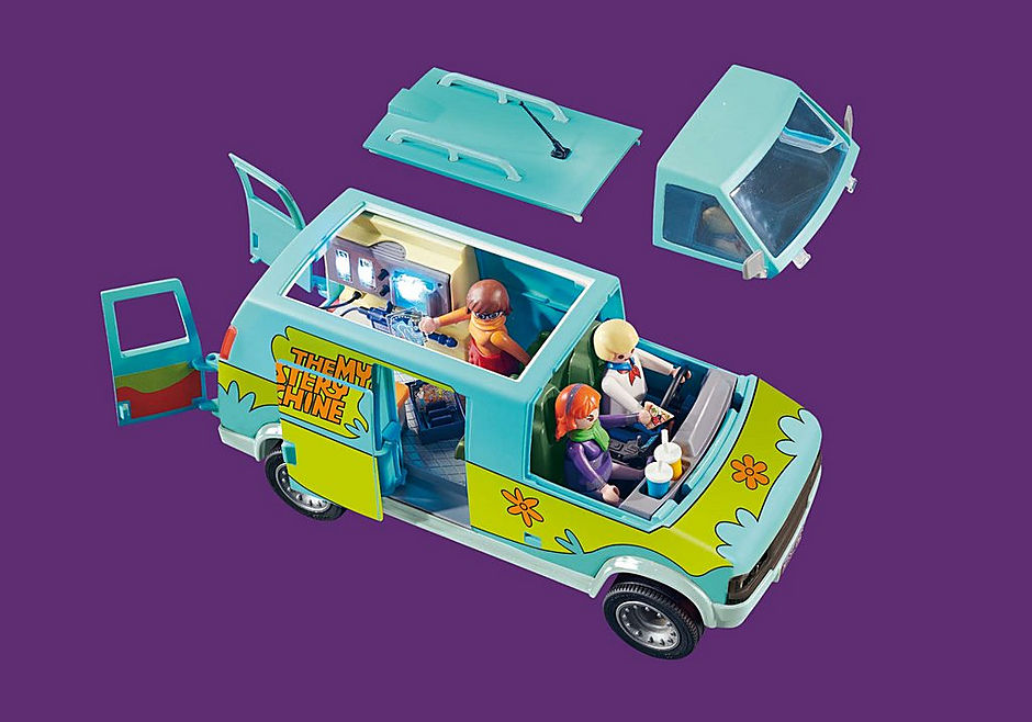 70286 SCOOBY-DOO! Mystery Machine detail image 5