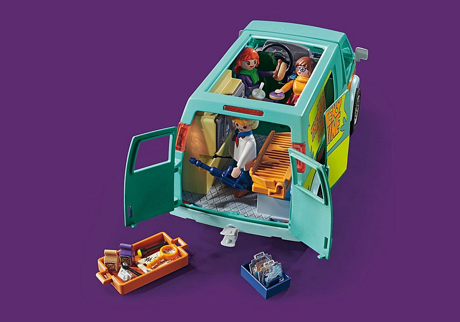 70286 SCOOBY-DOO! Mystery Machine detail image 7