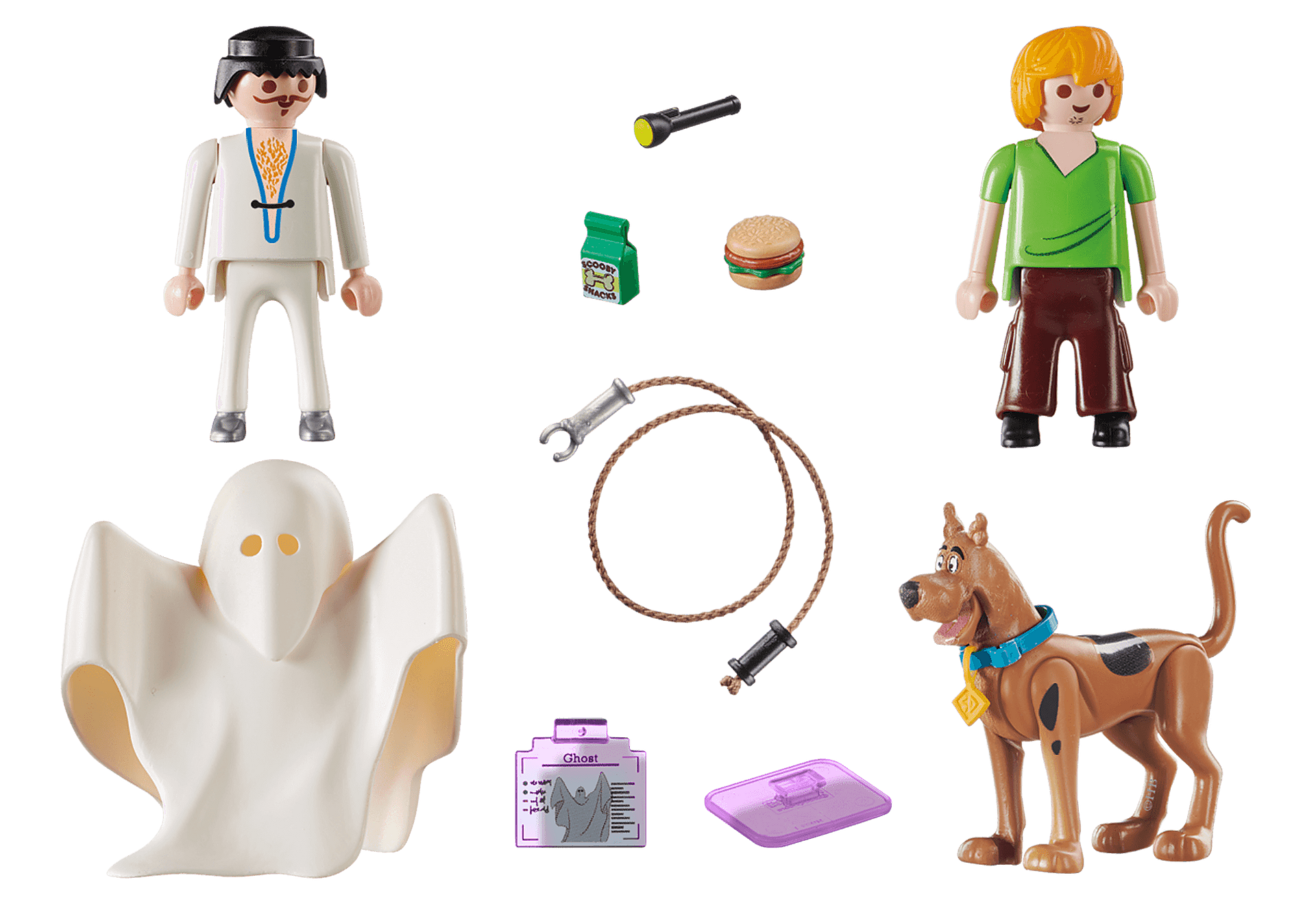 70287 Scooby, Shaggy and Ghost zoom image3