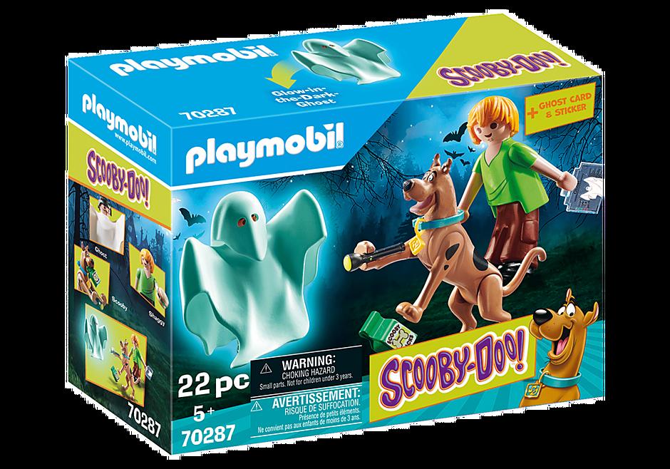 70287 SCOOBY-DOO! Scooby et Sammy avec fantôme  detail image 2