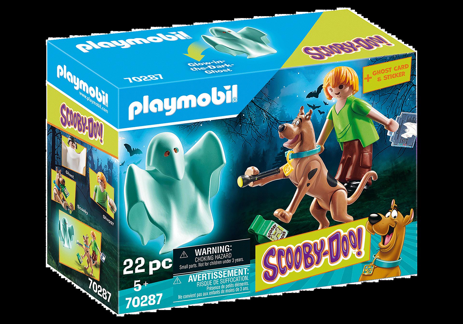 70287 SCOOBY-DOO Scooby et Shaggy con Fantasma zoom image3