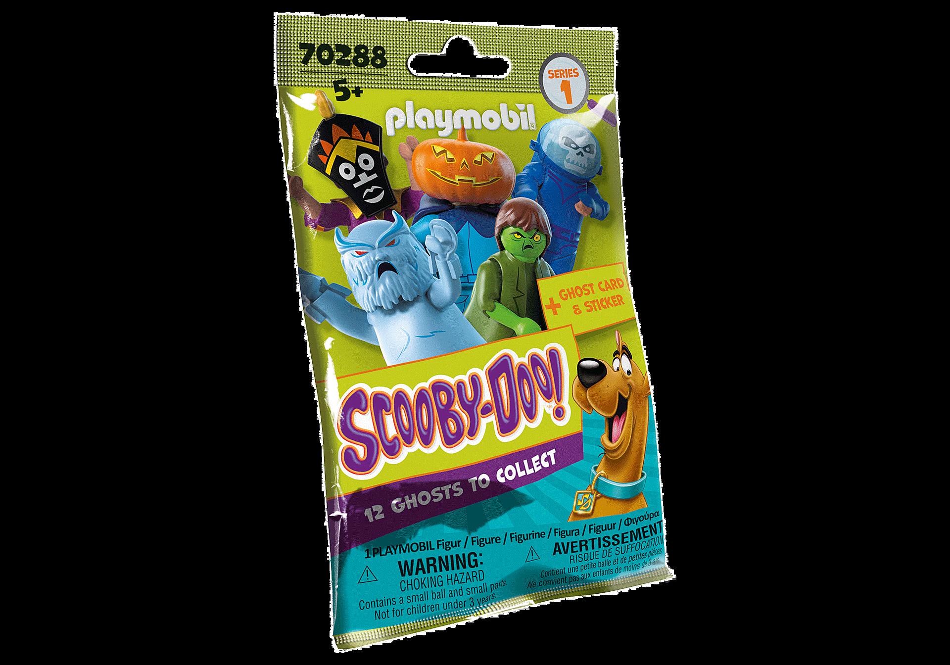 70288 SCOOBY-DOO! Mystery Figures (Series 1) zoom image3