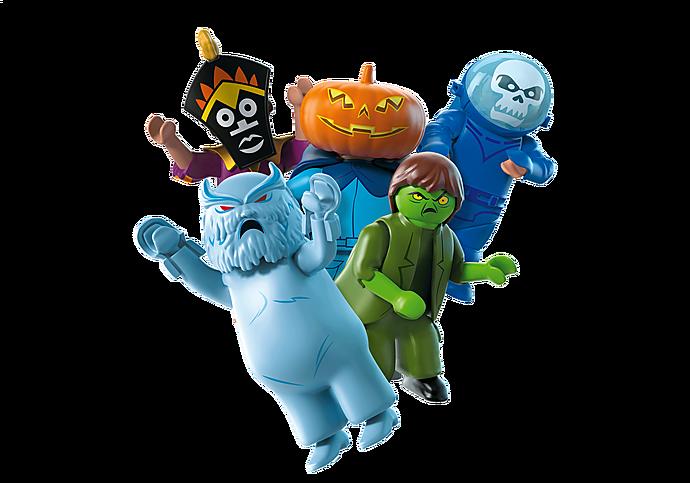 70288 SCOOBY-DOO! Figurki Mystery (Seria 1)