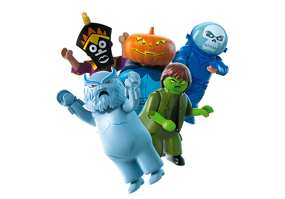 70288 SCOOBY-DOO! Mystery Figures (Series 1) detail image 1