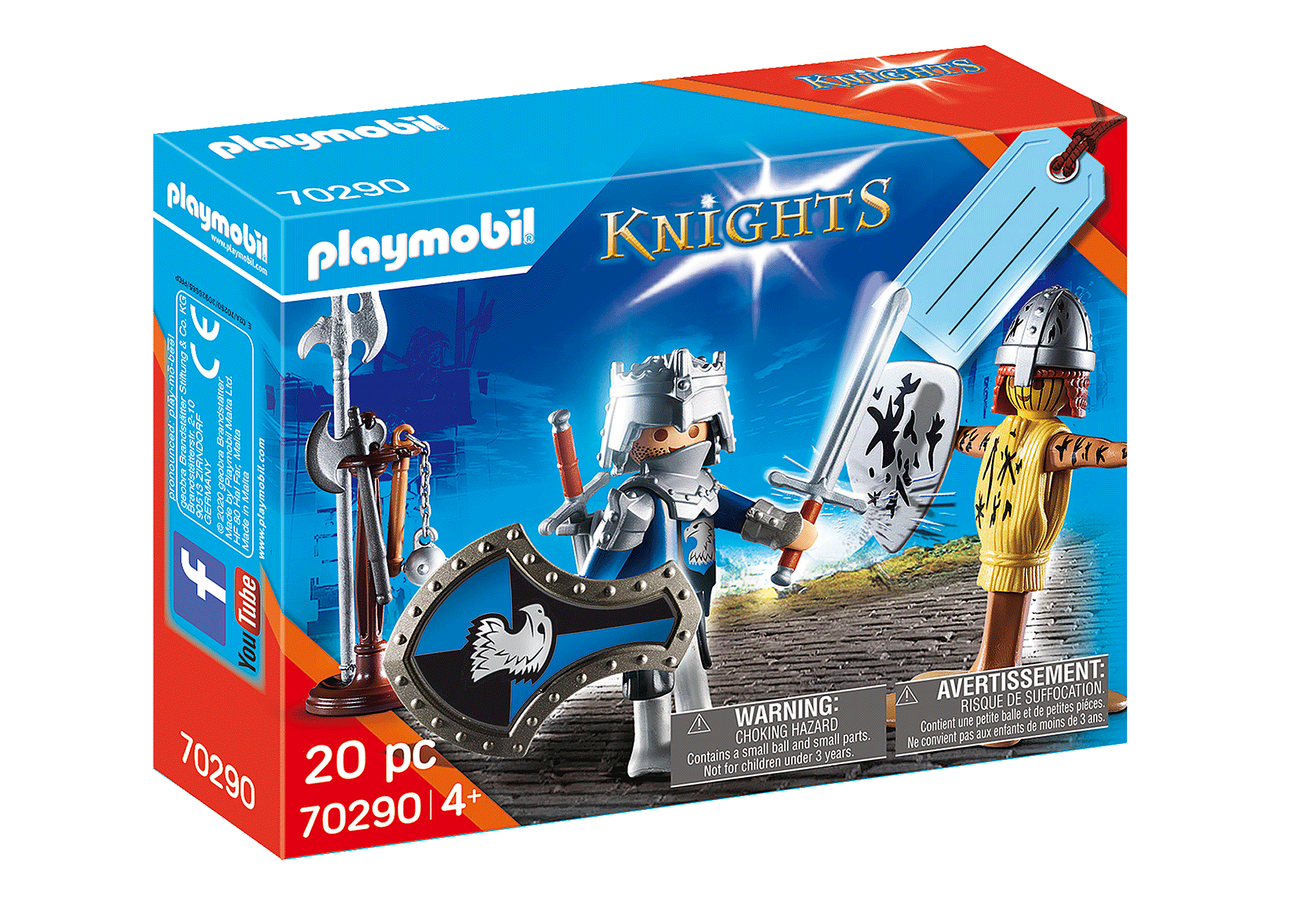 70290 Knights Gift Set zoom image2