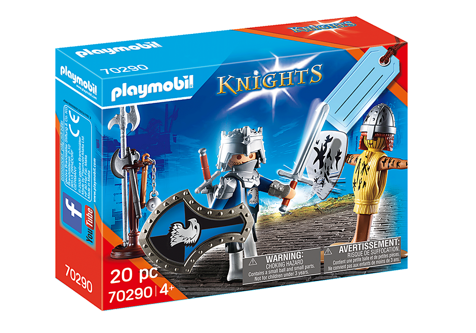 70290 Knights Gift Set detail image 2