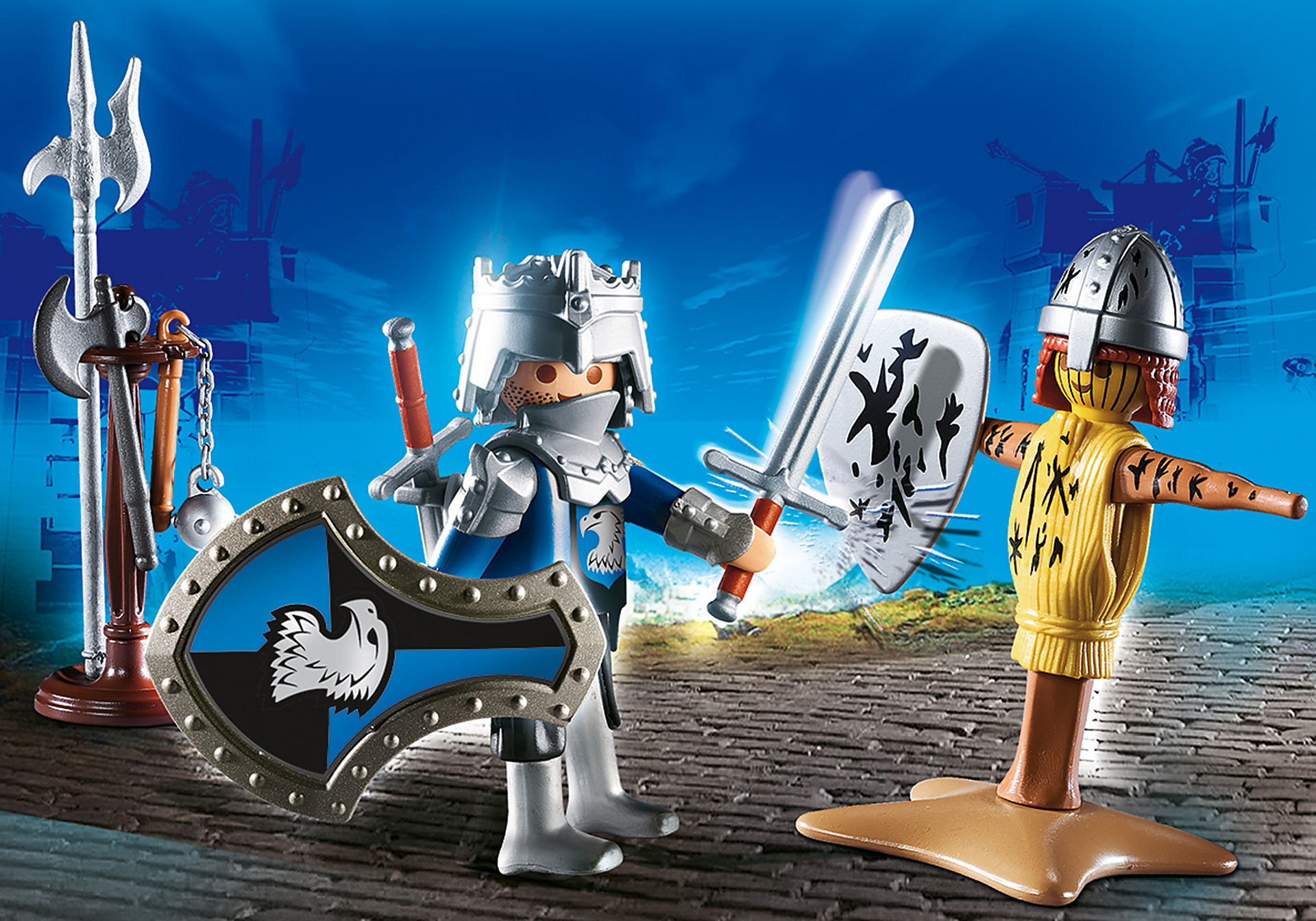 70290 Knights Gift Set zoom image1