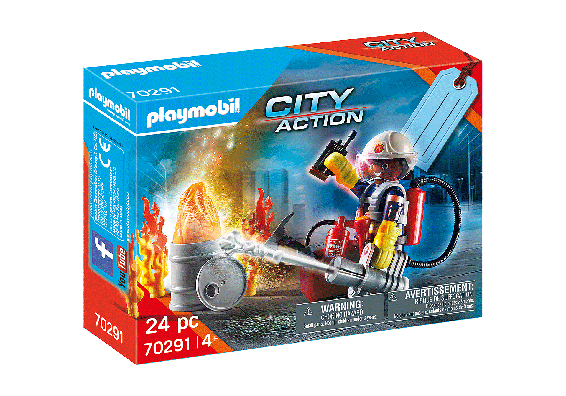 70291 Fire Rescue Gift Set zoom image2
