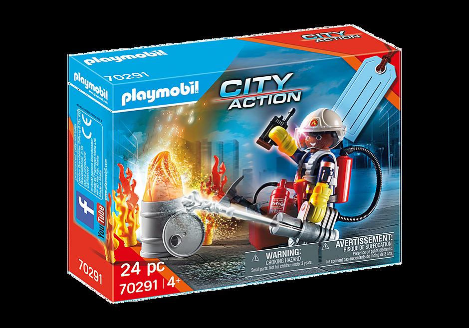 70291 Set cadeau Pompier detail image 2