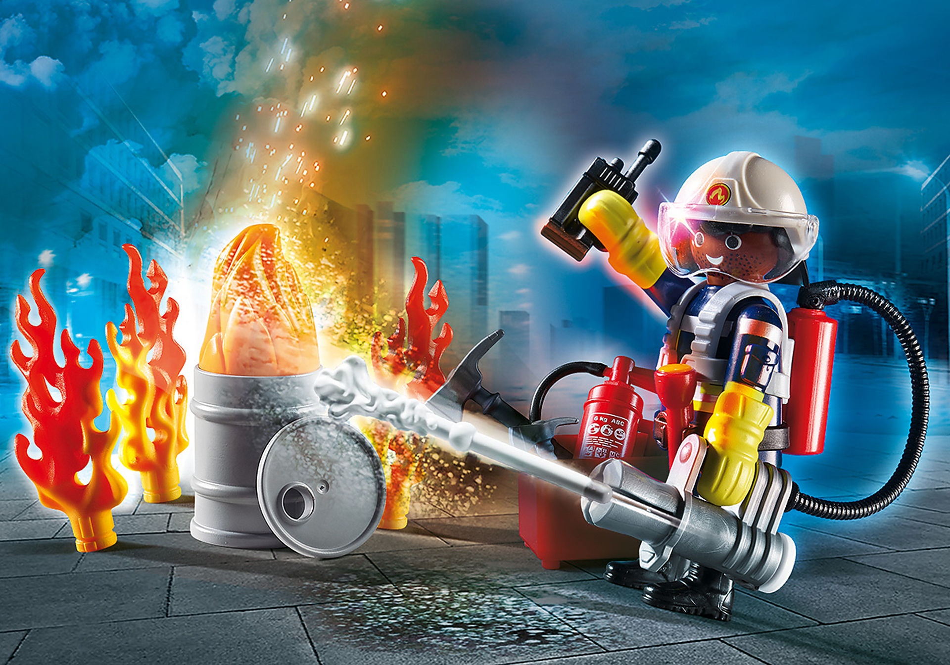 70291 Fire Rescue Gift Set zoom image1