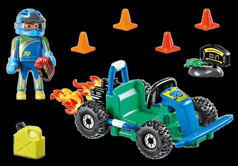 70292 Go-Kart Racer Gift Set detail image 3