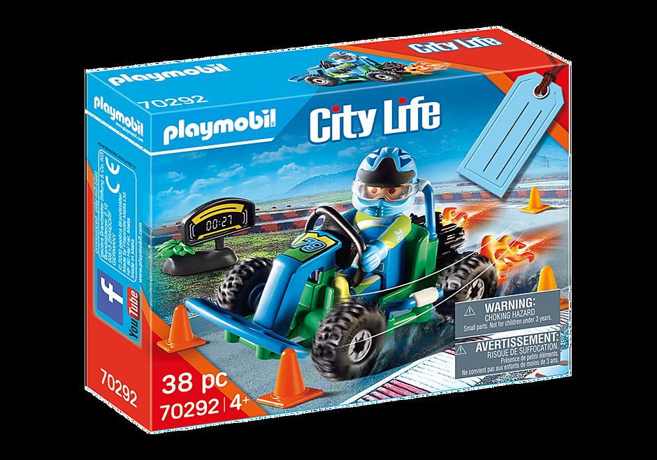 70292 Go-Kart Racer Gift Set detail image 2