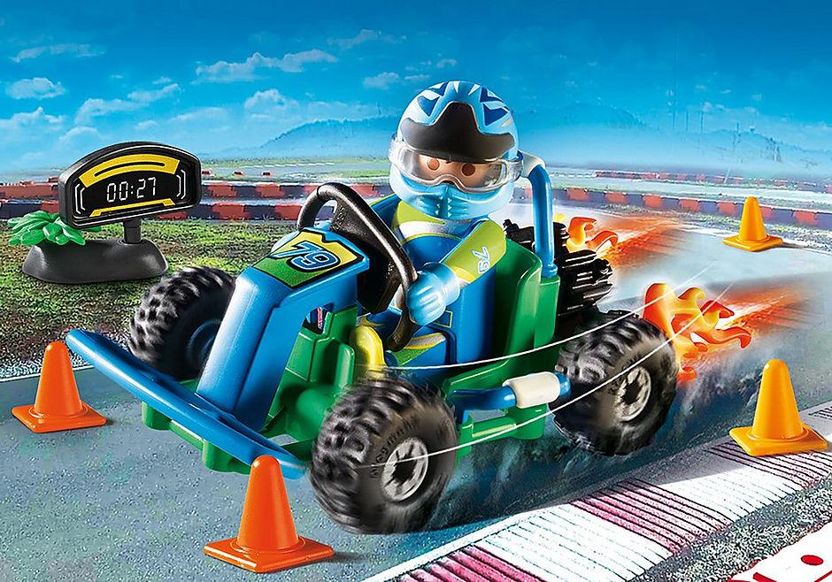 70292 Go-Kart Racer Gift Set detail image 1