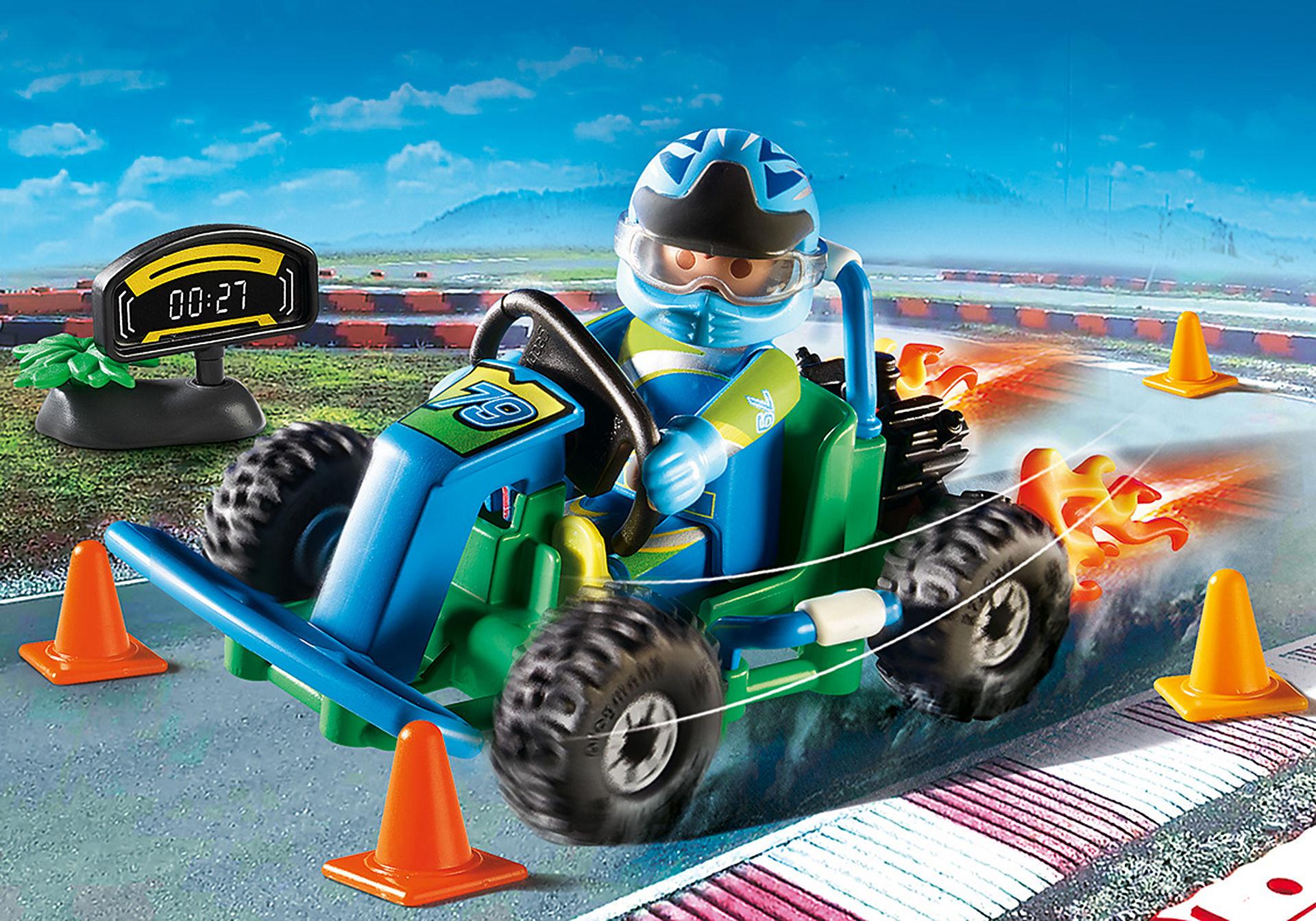70292 Set Go-Kart zoom image1
