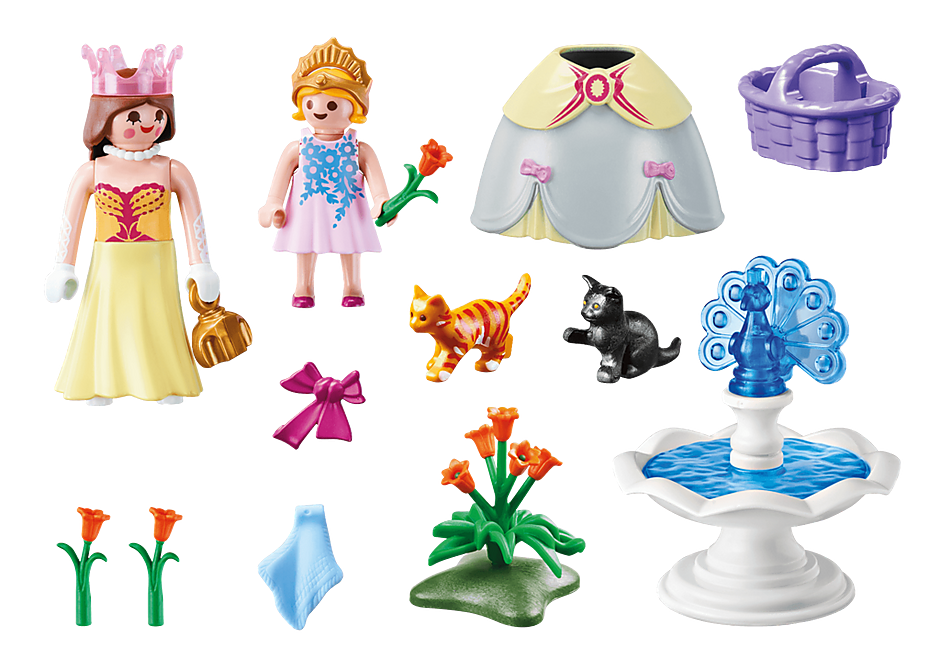 70293 Set cadeau Princesses detail image 2