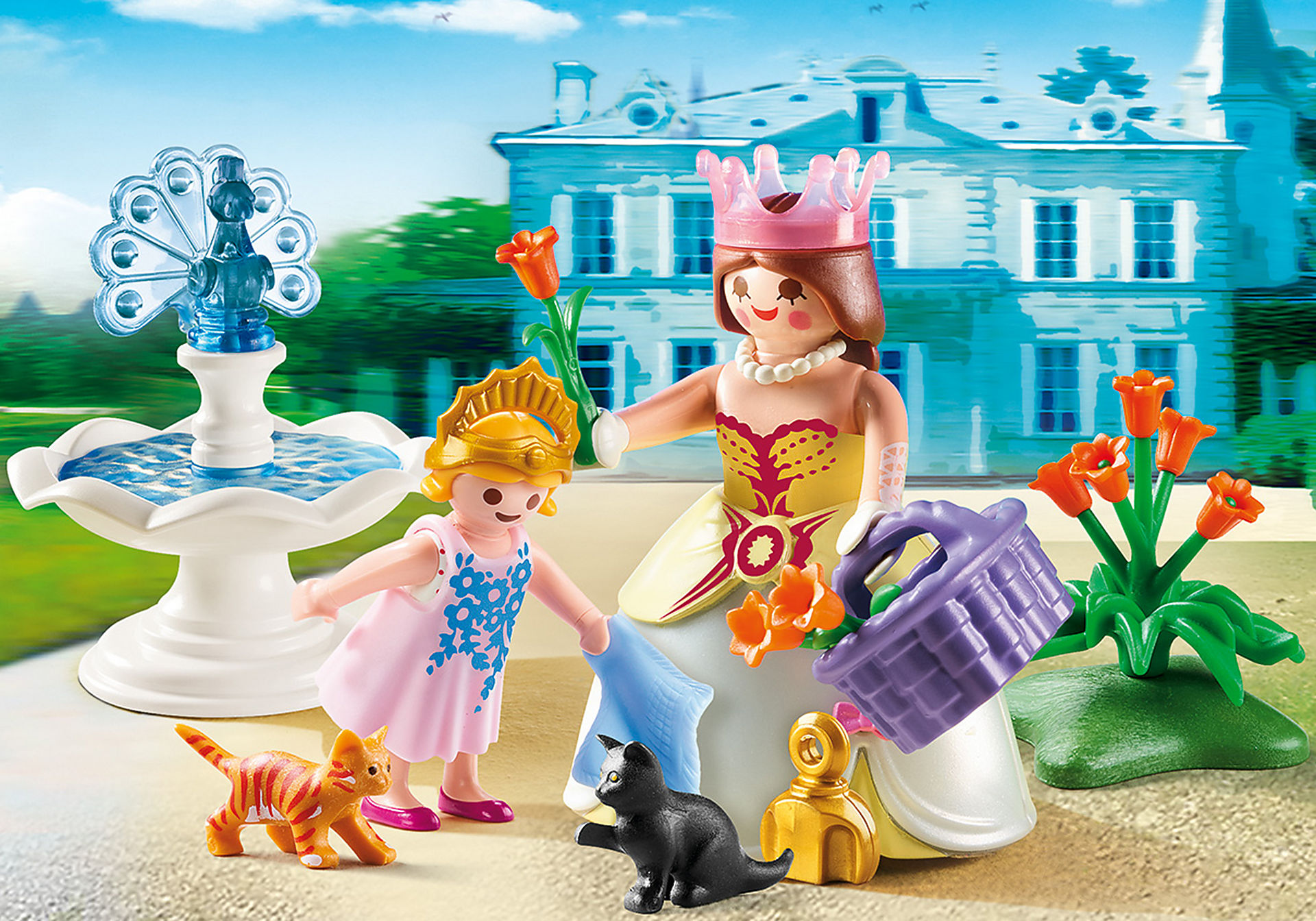 "70293 ""Cadeauset """"Prinses"""""" zoom image1"