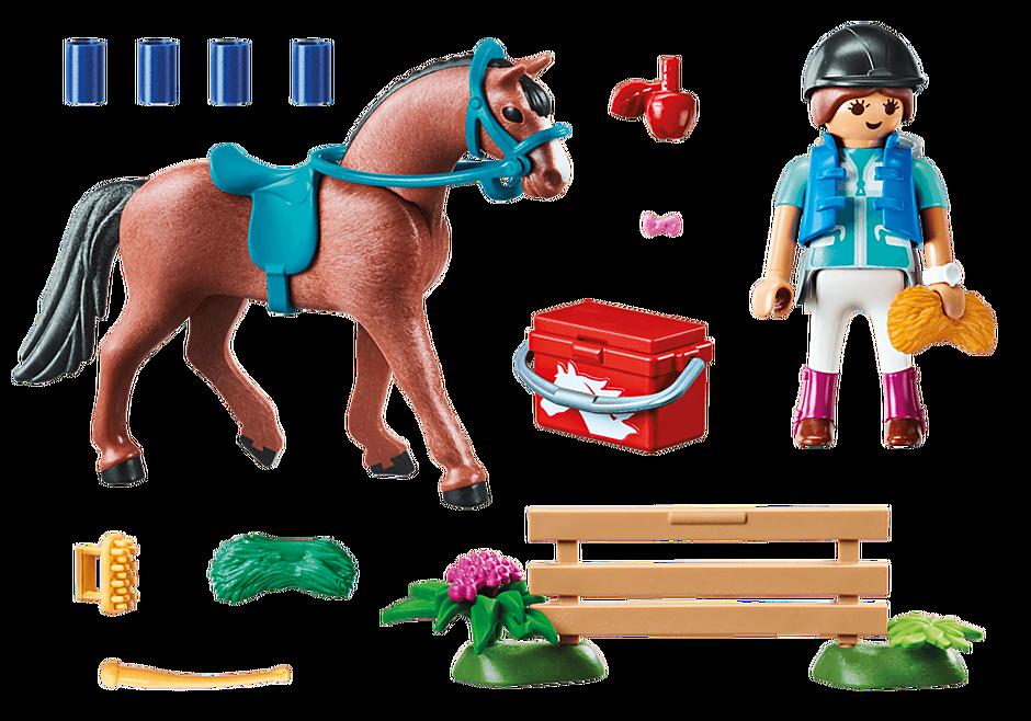 70294 Set da Quinta de Cavalos detail image 3
