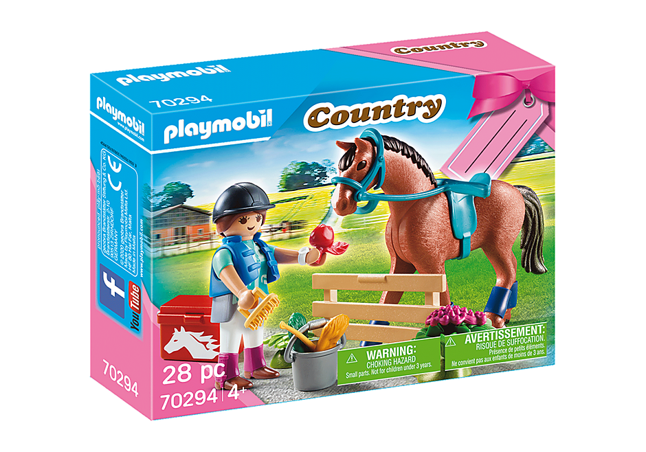 70294 Horse Farm Gift Set detail image 2