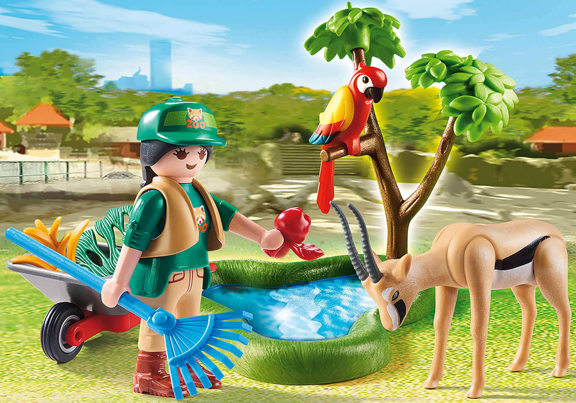 70295 Zoo Gift Set zoom image1