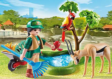 70295 Zoo Gift Set