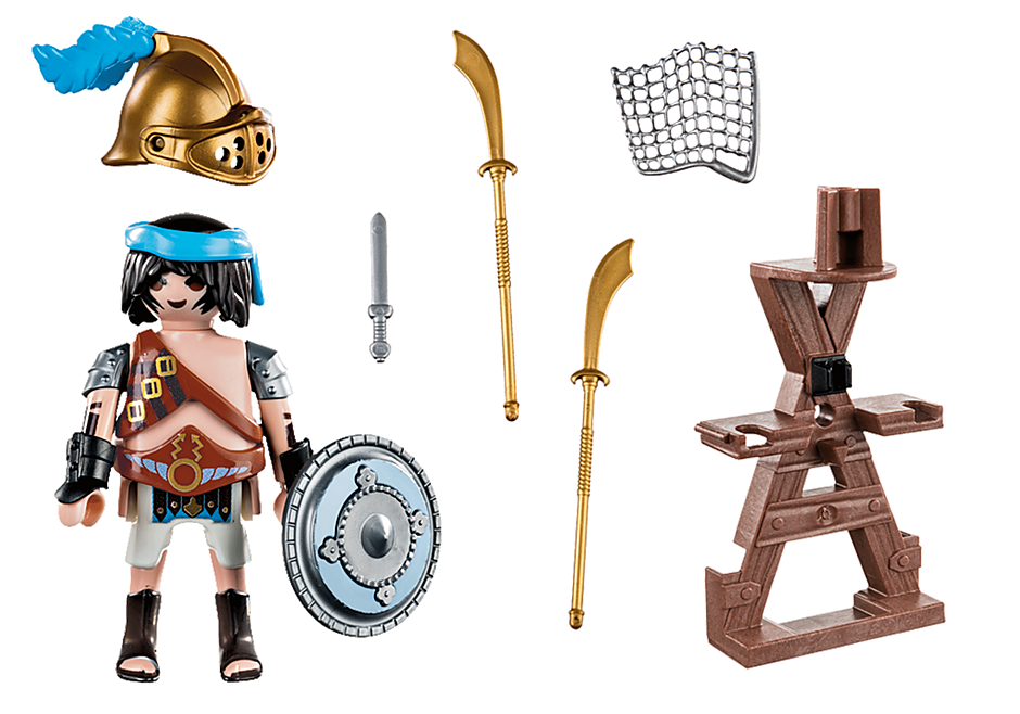 70302 Gladiador detail image 3