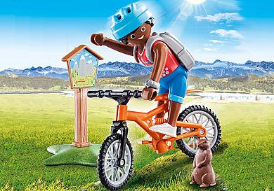 70303 Ciclista de Montaña