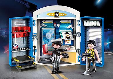 70306 Speelbox Politiestation