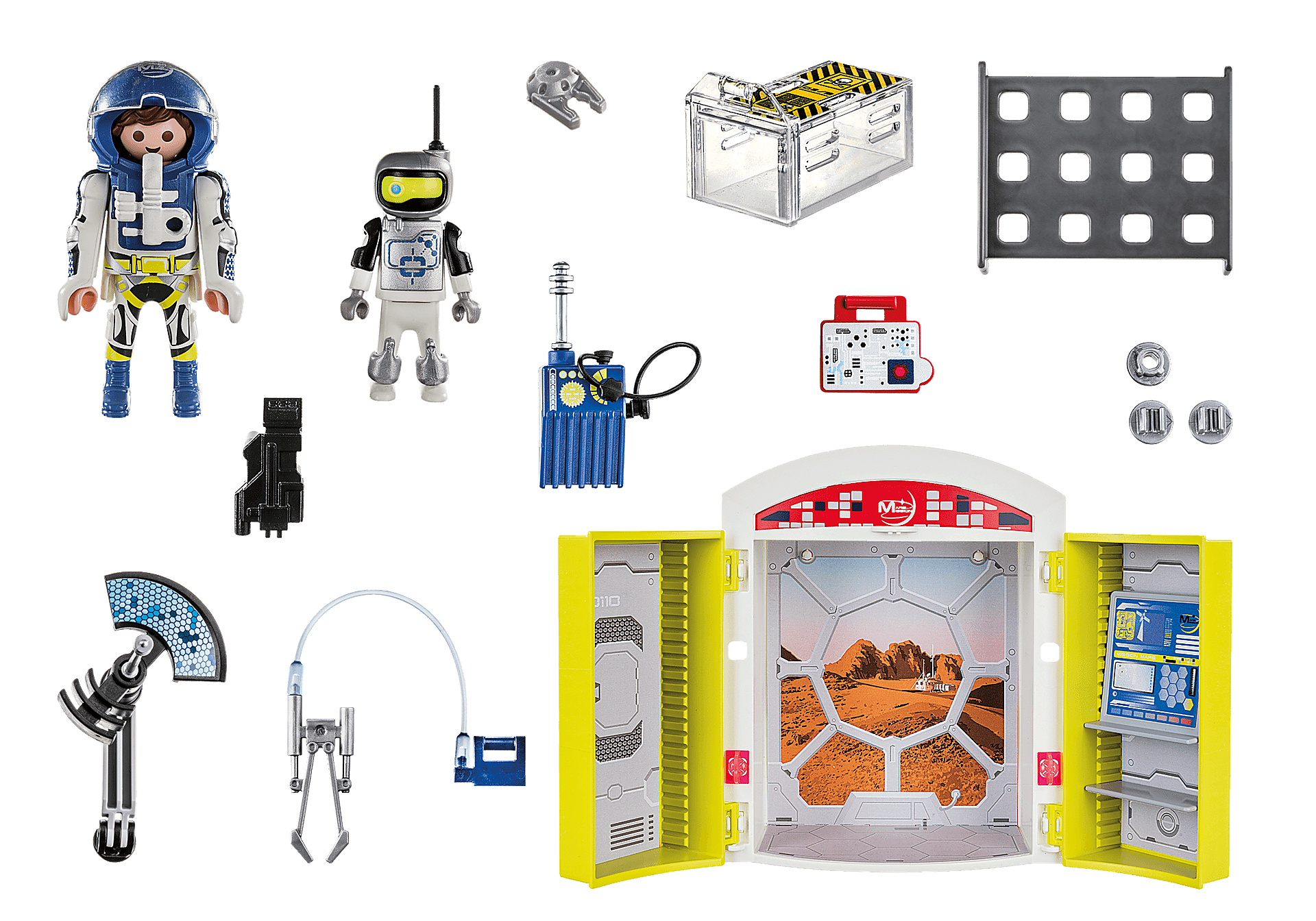 70307 Play Box Space Laboratory zoom image3