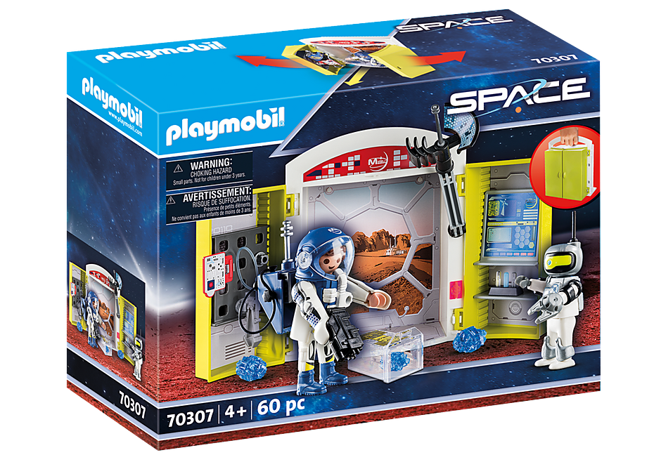 70307 Play Box Space Laboratory detail image 2