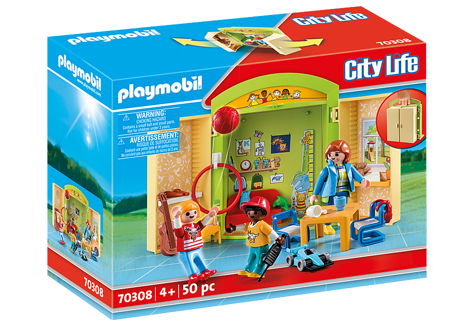 "http://media.playmobil.com/i/playmobil/70308_product_box_front/Spielbox ""Im Kindergarten"""