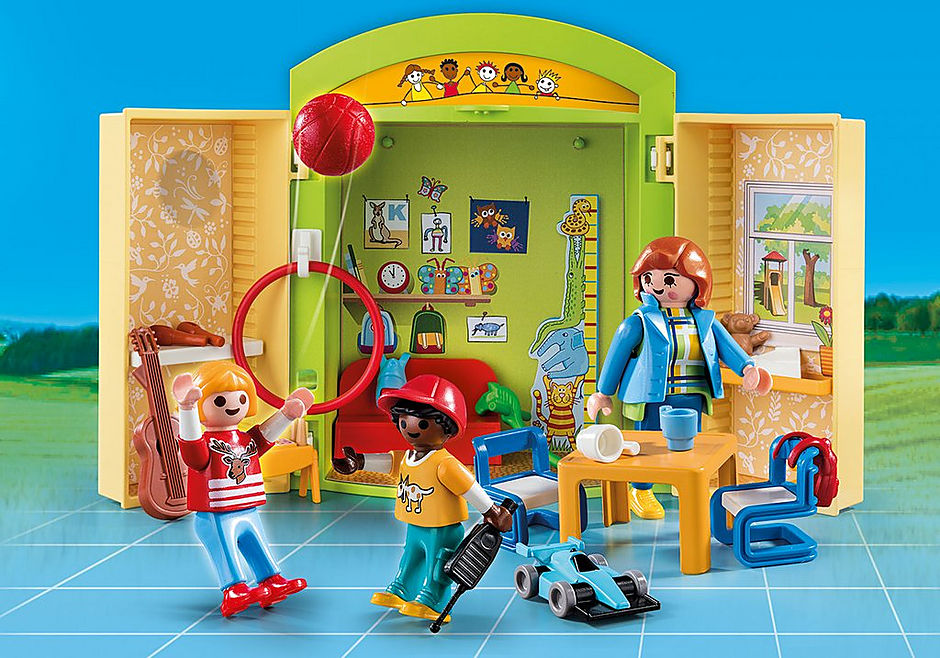 "http://media.playmobil.com/i/playmobil/70308_product_detail/Spielbox ""Im Kindergarten"""