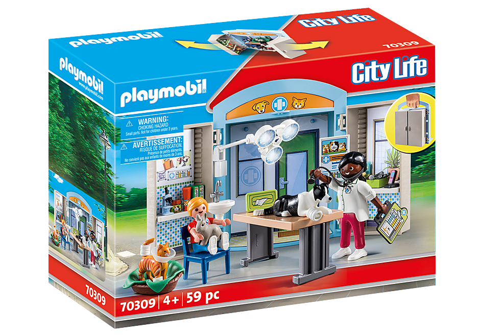 70309 Play Box Weterynarz detail image 2