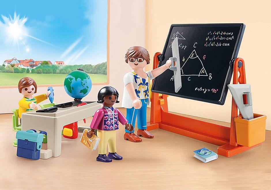 70314 Maxi Βαλιτσάκι Σχολική τάξη detail image 1