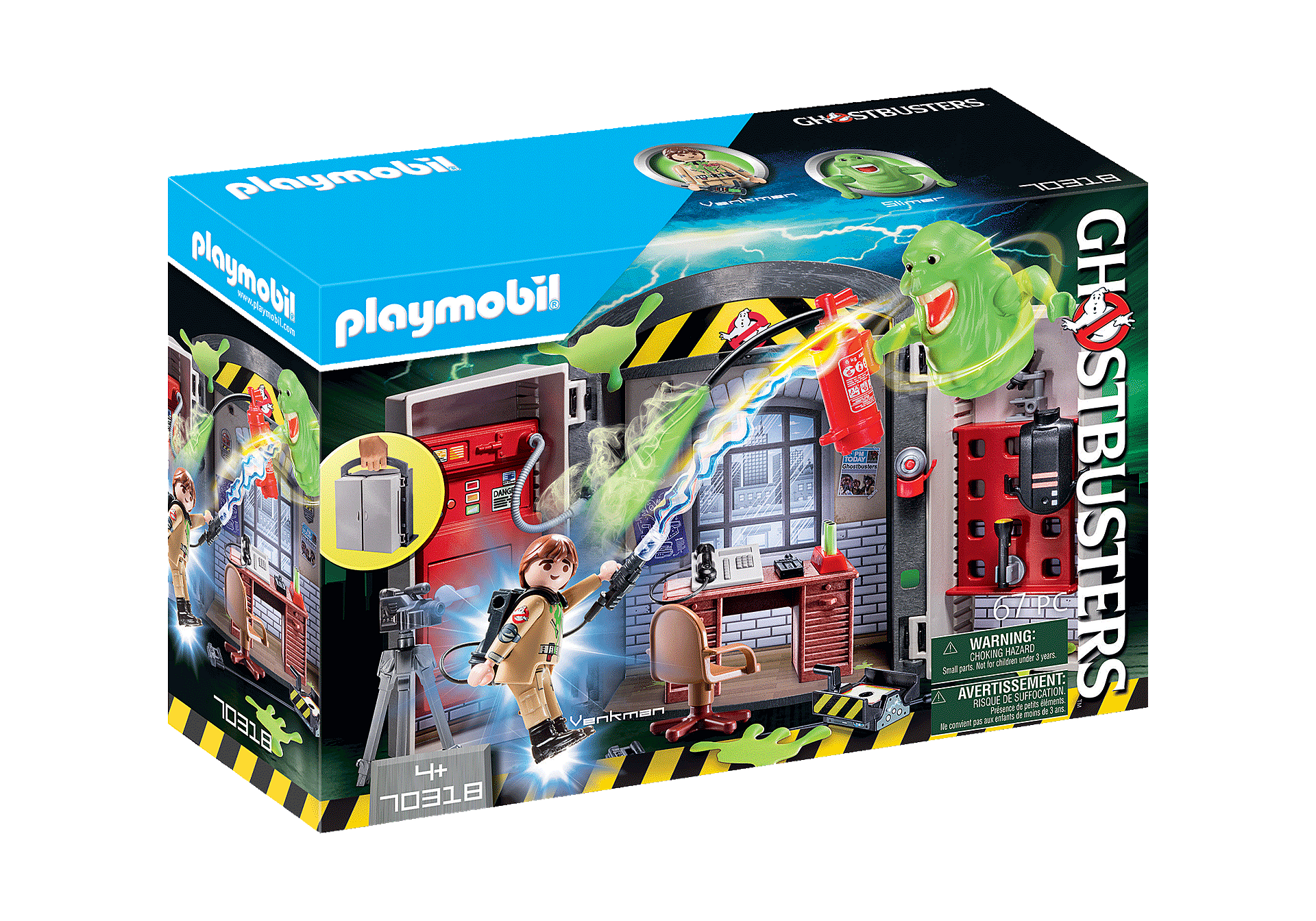 70318 Ghostbusters™ Play Box zoom image2