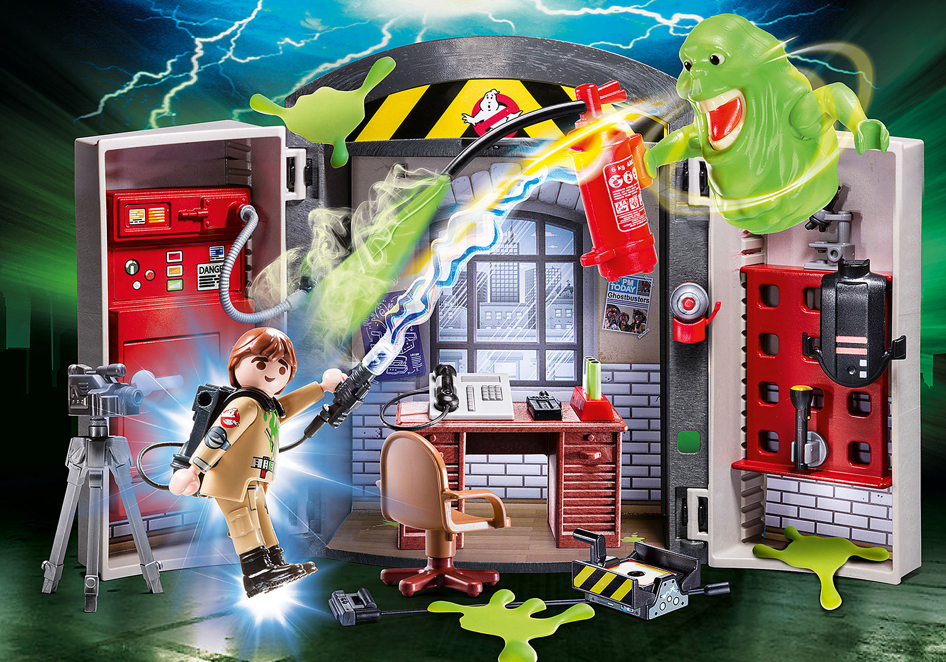 70318 Ghostbusters™ Play Box zoom image1
