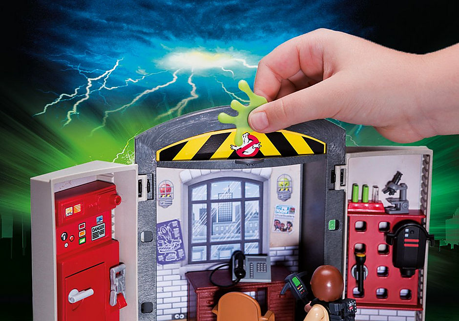 70318 Ghostbusters™ Play Box detail image 3