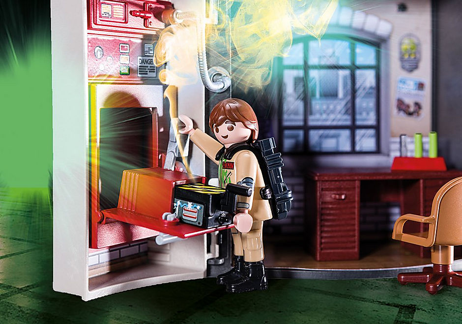 70318 Ghostbusters™ Play Box detail image 4
