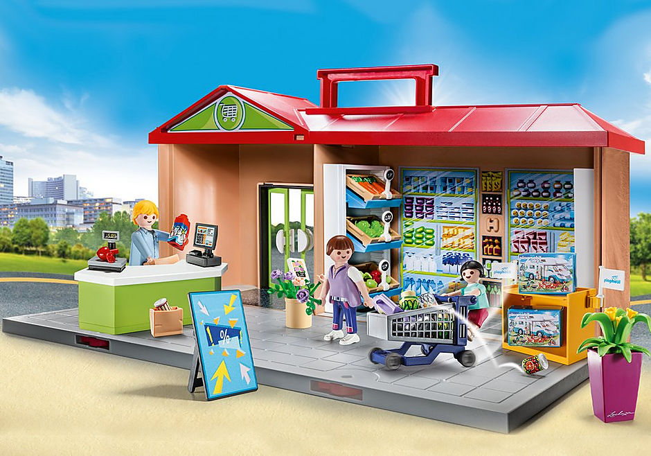 70320 Take Along Grocery Store detail image 1