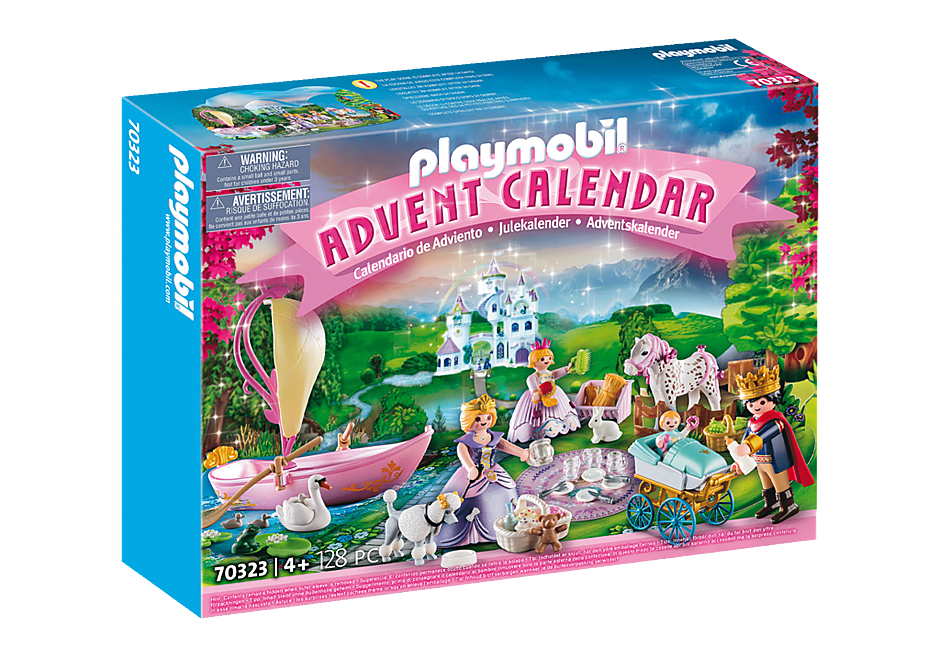 70323 Advent Calendar - Royal Picnic detail image 2