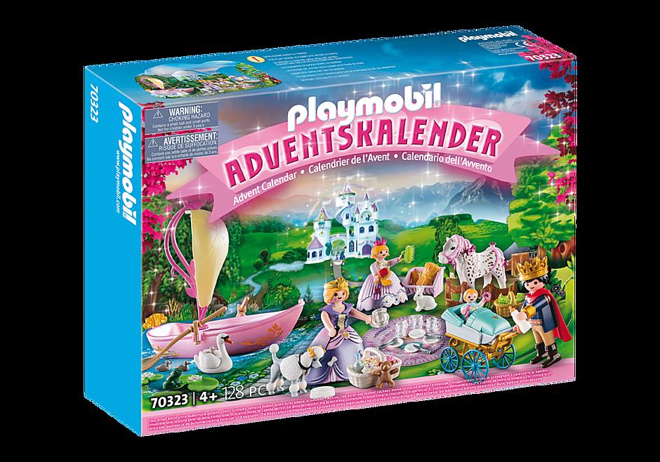 70323 Adventskalender Königliches Picknick im Park detail image 2
