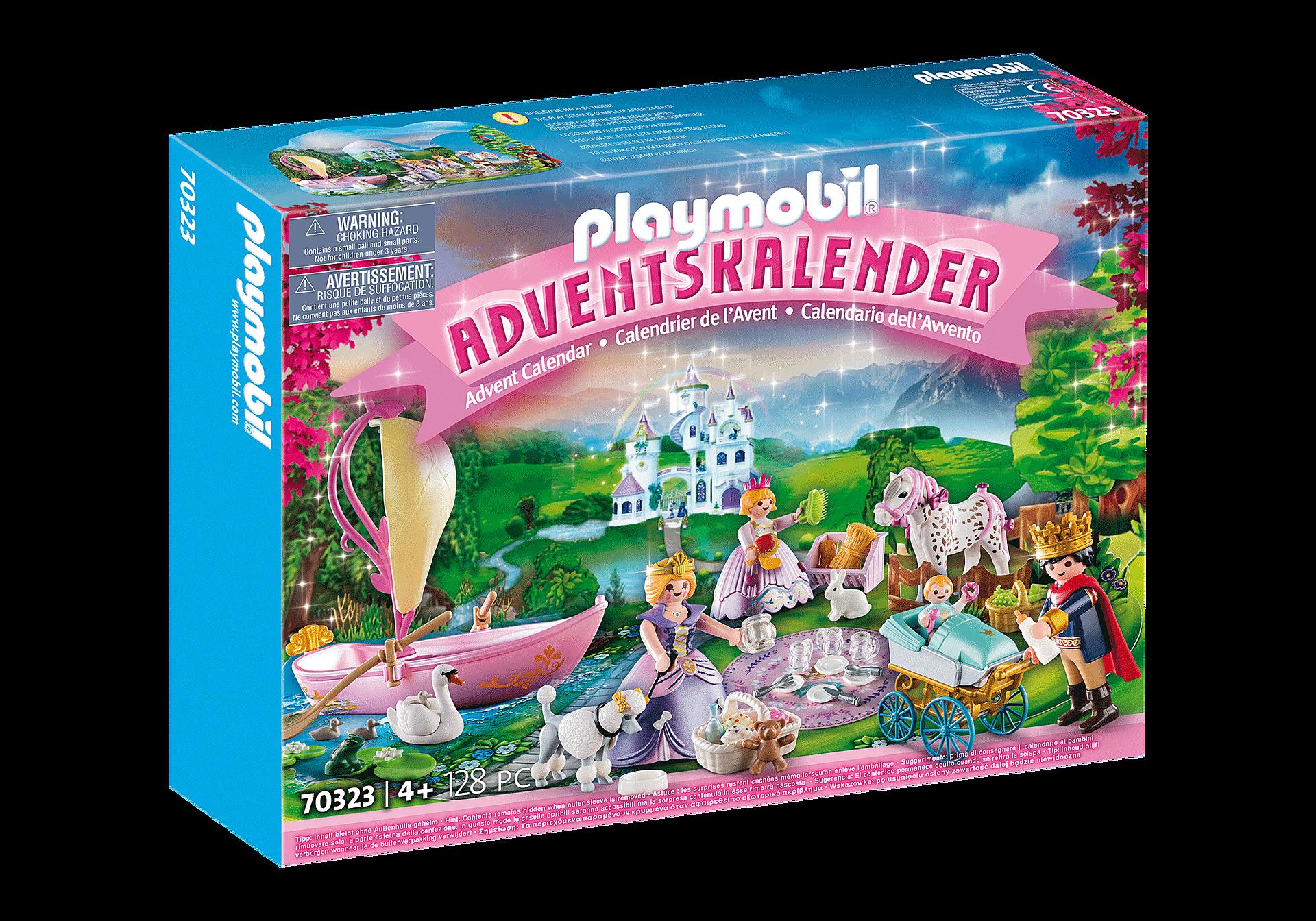 70323 Adventskalender Königliches Picknick im Park zoom image2