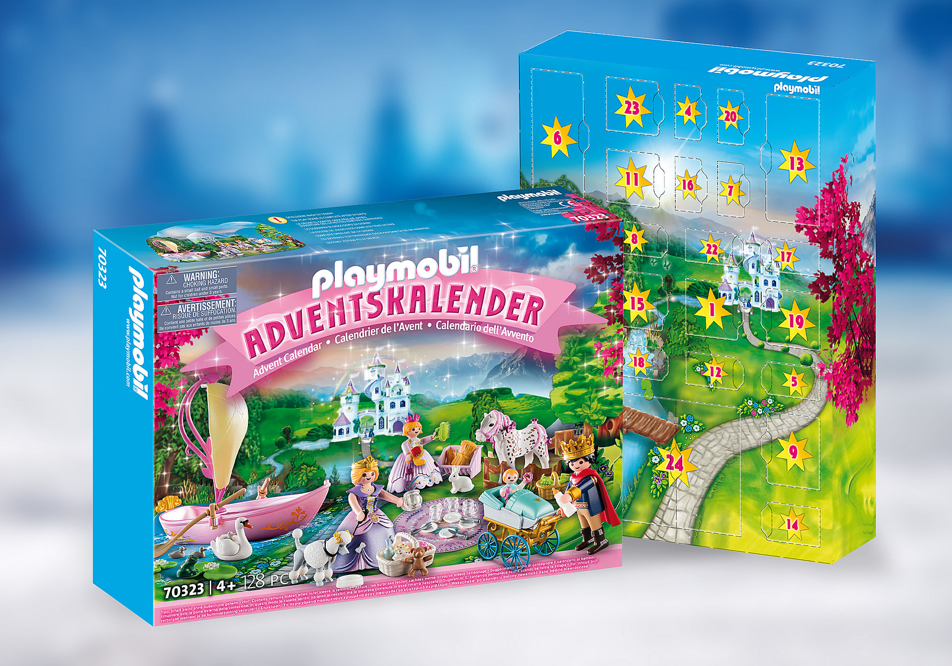 70323 Calendario de Adviento Pícnic Real zoom image1