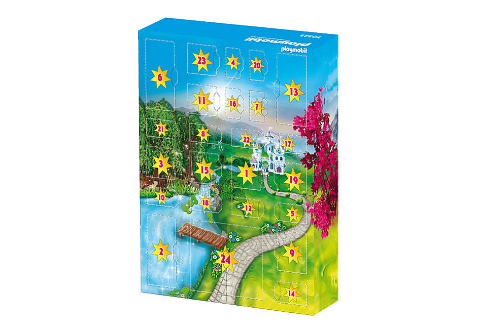 70323 Advent Calendar - Royal Picnic detail image 4