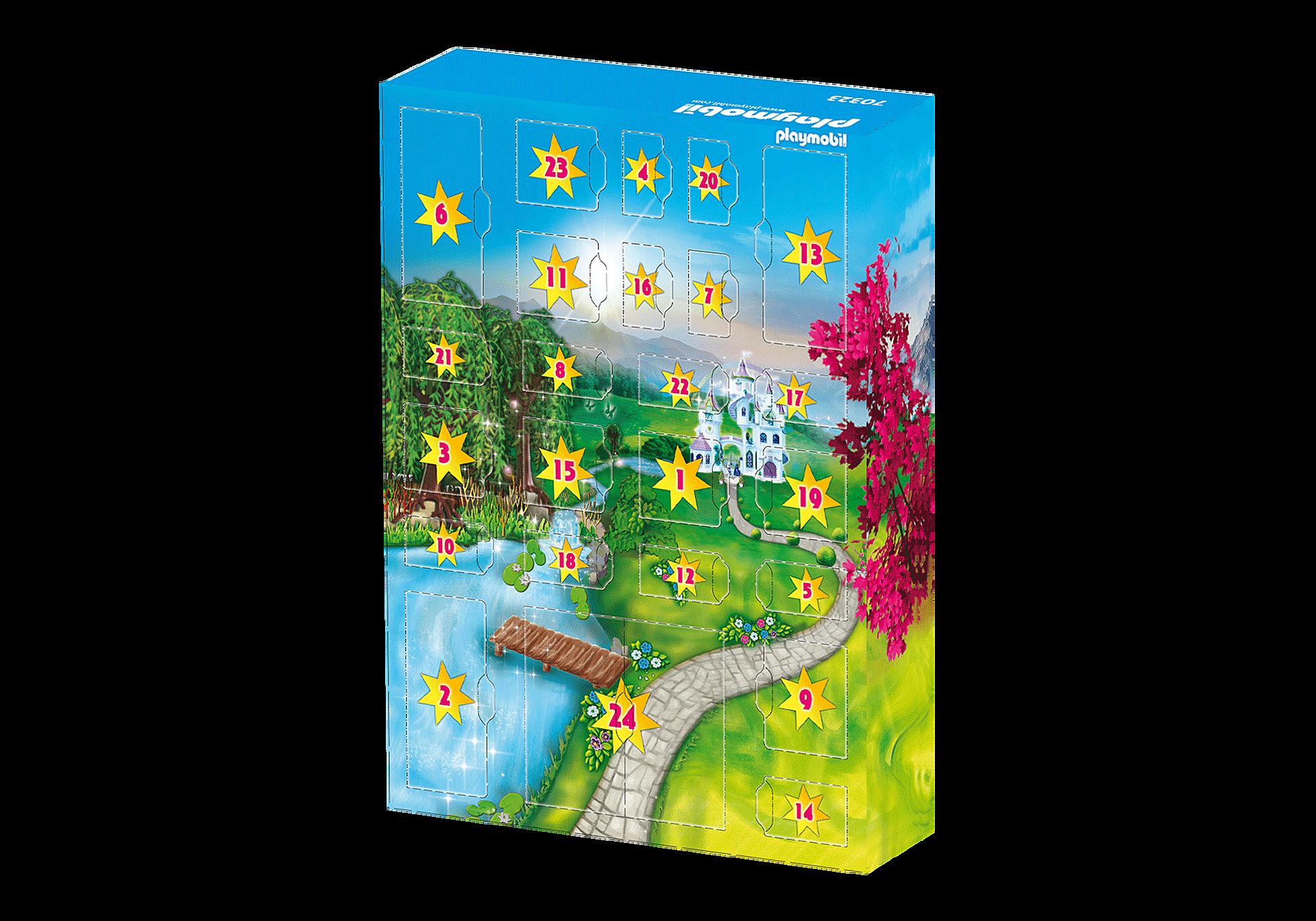 70323 Adventskalender Königliches Picknick im Park zoom image4