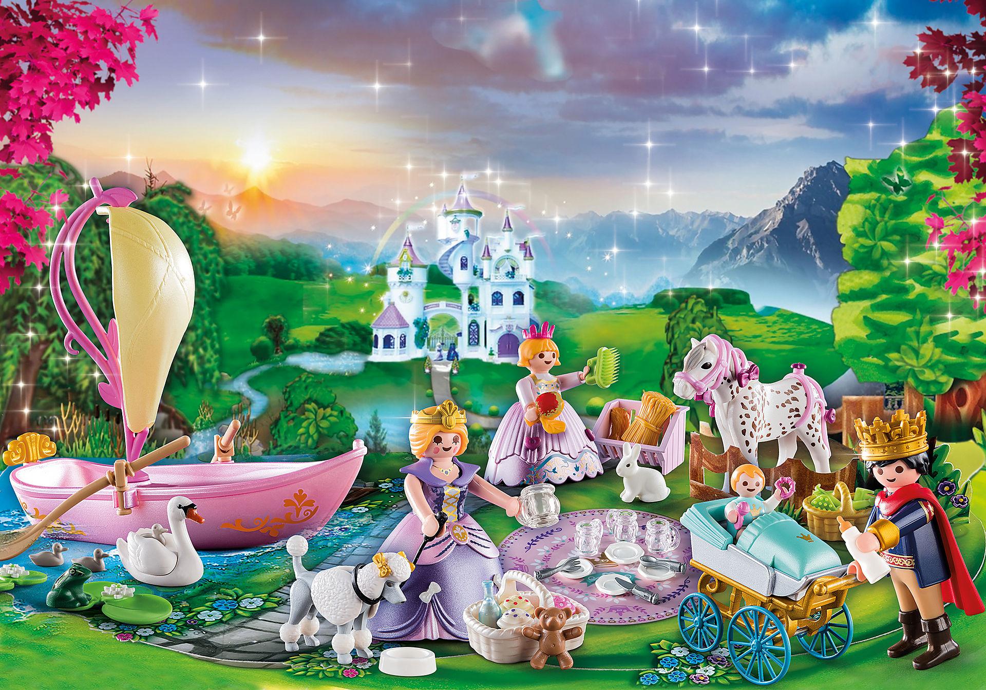 70323 Adventskalender Königliches Picknick im Park zoom image5