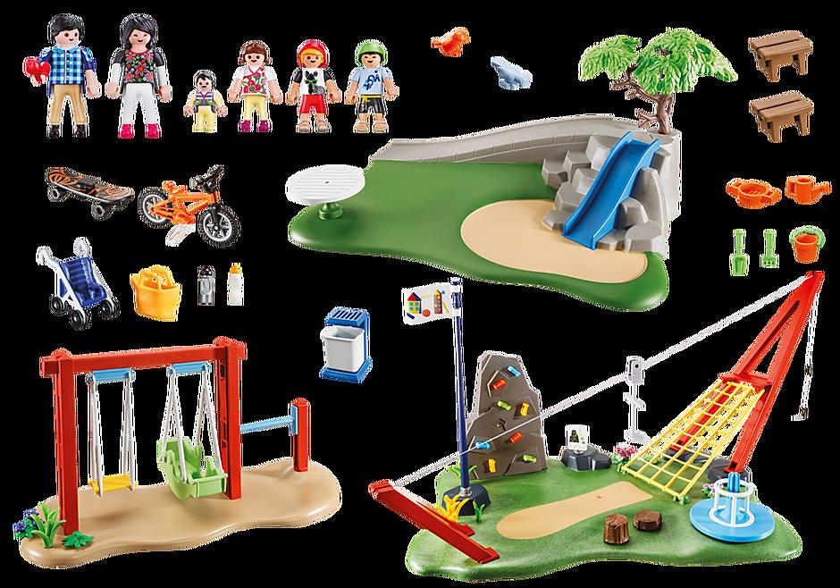 70328 Park Playground detail image 3