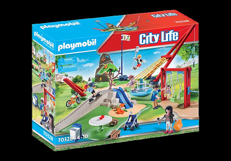70328 Park Playground detail image 2