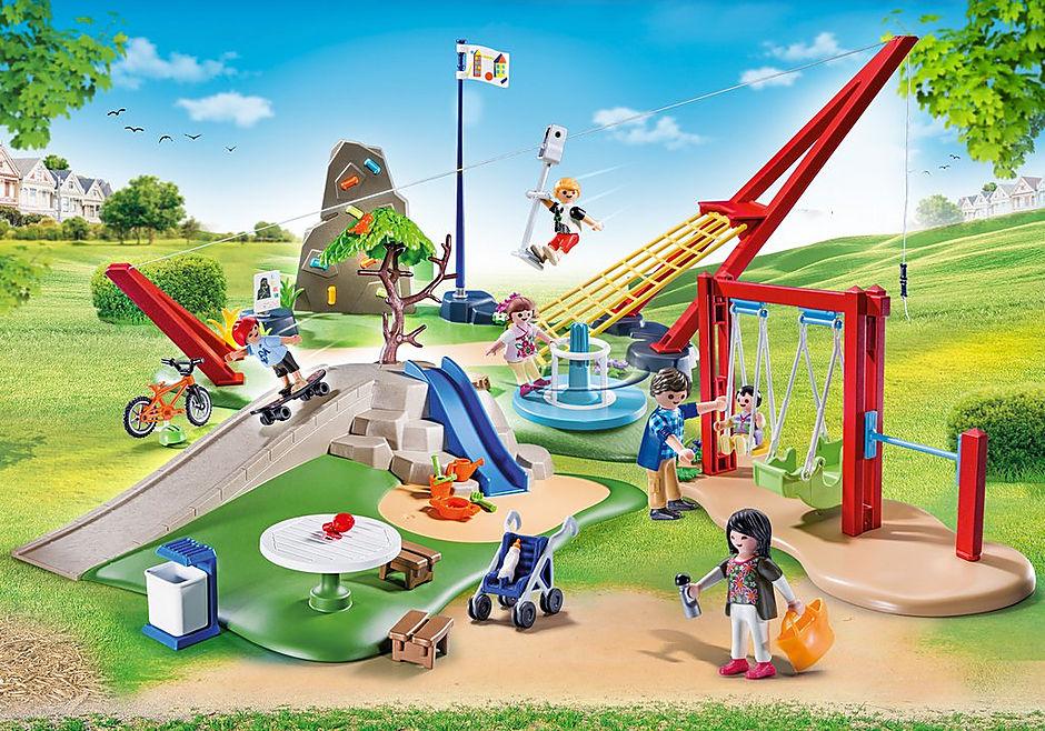 70328 Park Playground detail image 1