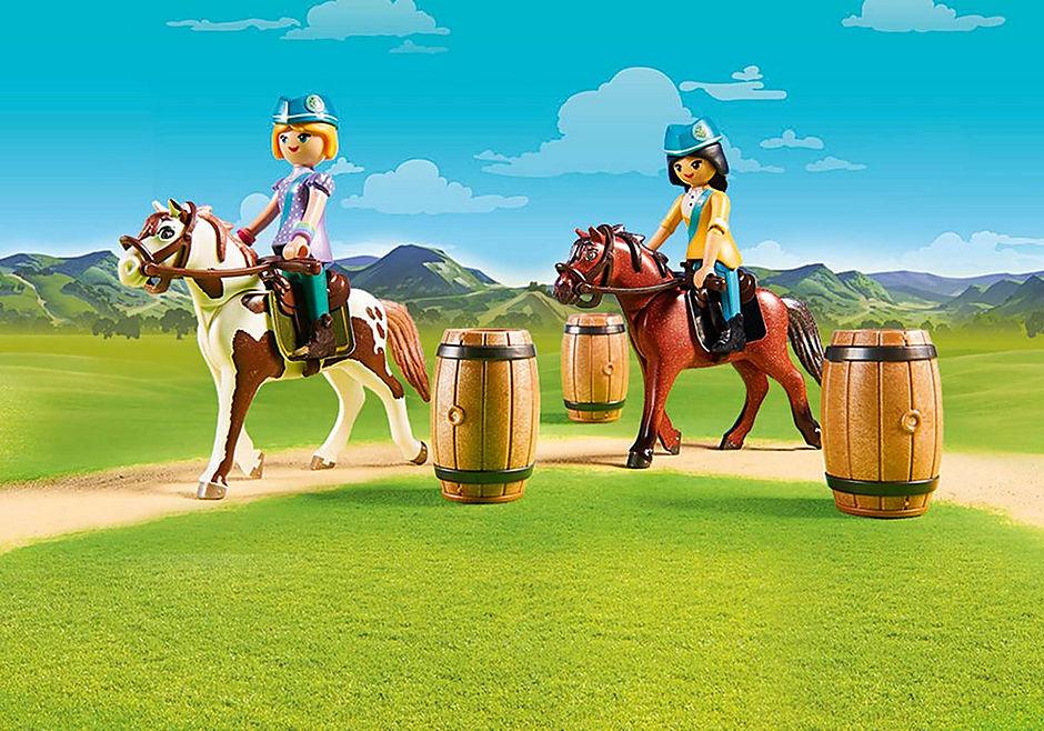 70331 Boogschieten te paard detail image 5