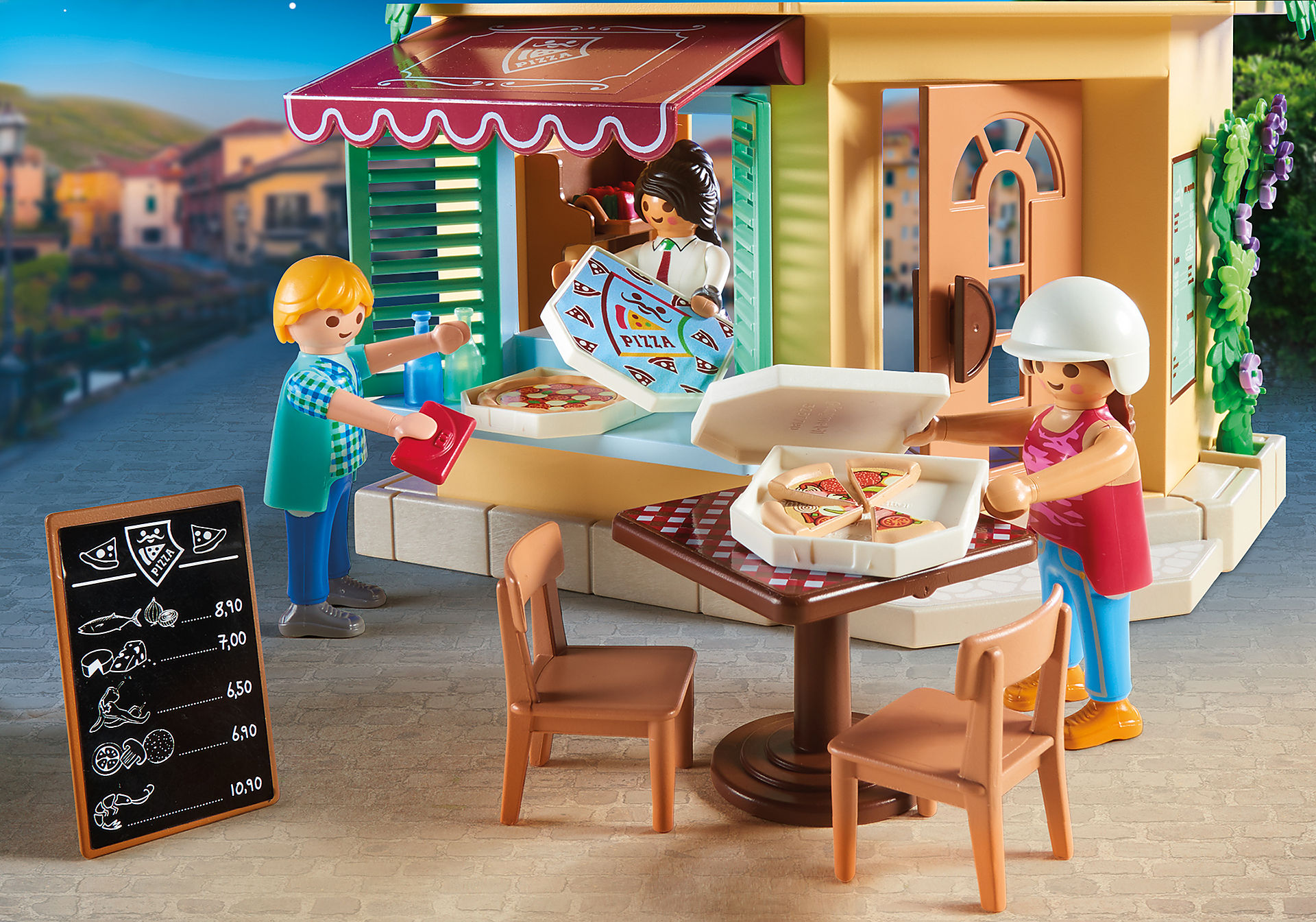 70336 Pizzeria avec terrasse  zoom image4